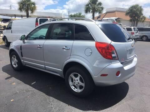 2014 Chevrolet Captiva Sport for sale at CAR-RIGHT AUTO SALES INC in Naples FL