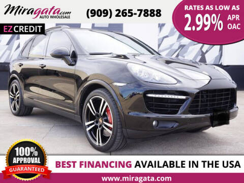 2013 Porsche Cayenne for sale at Miragata Auto in Bloomington CA