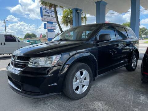 2013 Dodge Journey for sale at Always Approved Autos in Tampa FL