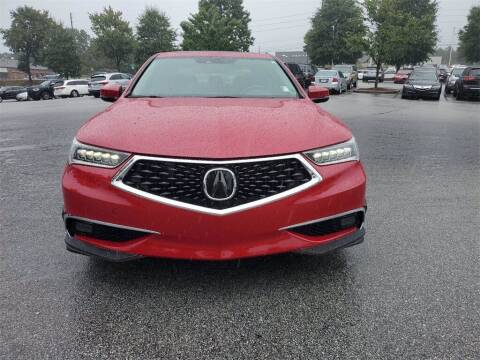 2019 Acura TLX for sale at Southern Auto Solutions - Acura Carland in Marietta GA
