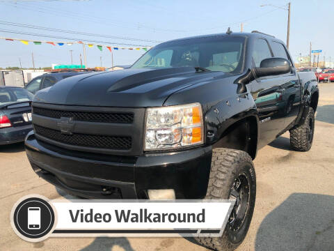 2007 Chevrolet Silverado 1500 for sale at TTT Auto Sales in Spokane WA