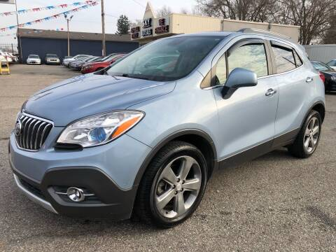 2013 Buick Encore for sale at SKY AUTO SALES in Detroit MI