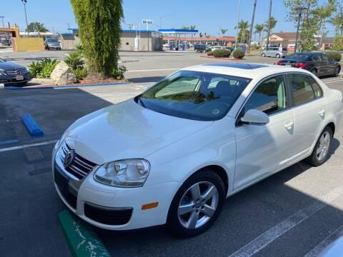 2008 Volkswagen Jetta for sale at Coast Auto Motors in Newport Beach CA