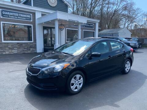 2015 Kia Forte for sale at Ocean State Auto Sales in Johnston RI