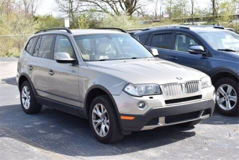 2010 BMW X3 for sale at BOB ROHRMAN FORT WAYNE TOYOTA in Fort Wayne IN