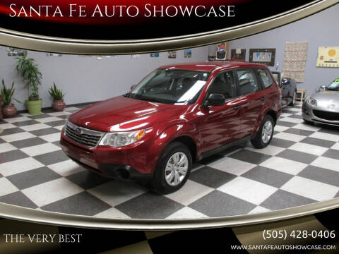2009 Subaru Forester for sale at Santa Fe Auto Showcase in Santa Fe NM