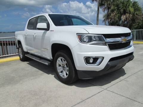 2017 Chevrolet Colorado for sale at Best Deal Auto Sales in Melbourne FL