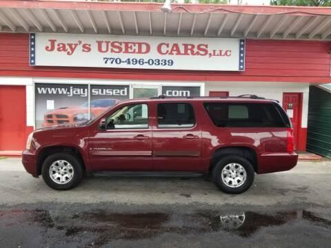 2008 GMC Yukon XL for sale at Jays Used Car LLC in Tucker GA