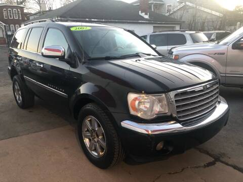 2007 Chrysler Aspen for sale at James Motor Cars in Hartford CT