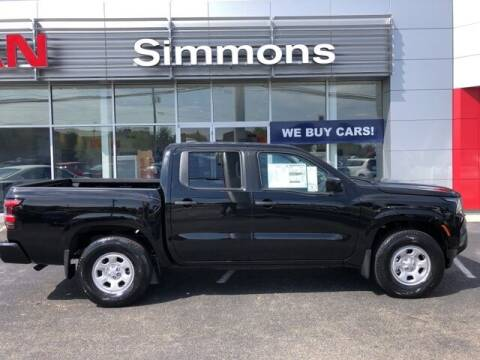 2022 Nissan Frontier for sale at SIMMONS NISSAN INC in Mount Airy NC