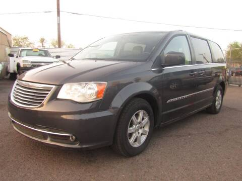 2011 Chrysler Town and Country for sale at More Info Skyline Auto Sales in Phoenix AZ