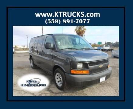 2014 Chevrolet Express Passenger for sale at Kingsburg Truck Center in Kingsburg CA