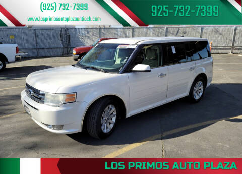 2011 Ford Flex for sale at Los Primos Auto Plaza in Antioch CA