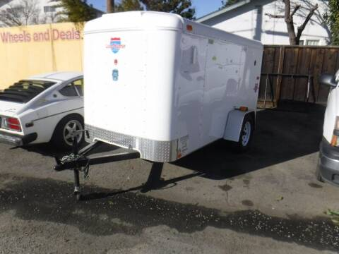 2010 Interstate Enclosed trailer