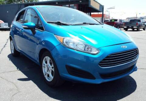 2014 Ford Fiesta for sale at 559 Motors in Fresno CA
