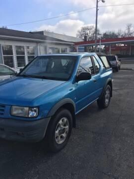1999 Isuzu Amigo for sale at Mike Hunter Auto Sales in Terre Haute IN