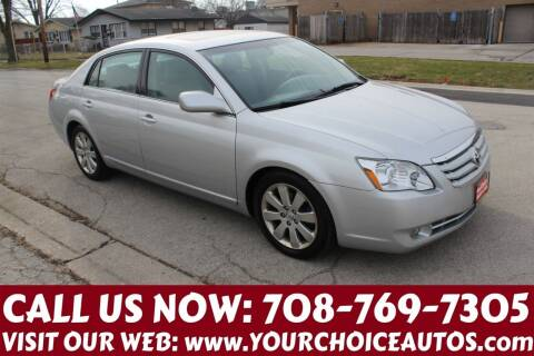 2006 Toyota Avalon for sale at Your Choice Autos in Posen IL