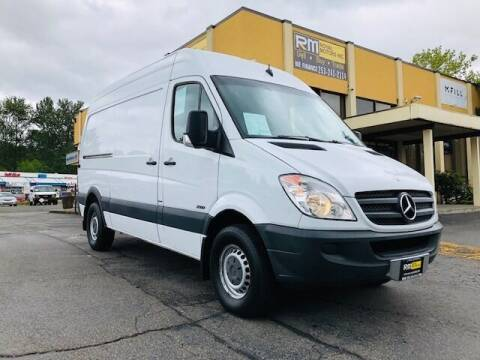 2012 Mercedes-Benz Sprinter Cargo for sale at Royal Motors Inc in Kent WA