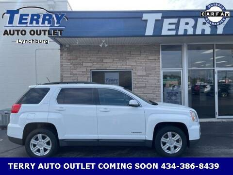 2016 GMC Terrain for sale at Terry Auto Outlet in Lynchburg VA