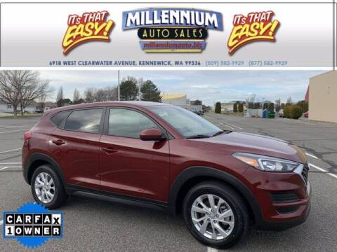 2019 Hyundai Tucson for sale at Millennium Auto Sales in Kennewick WA
