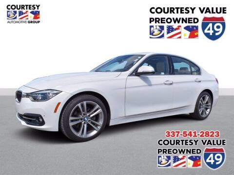 2018 BMW 3 Series for sale at Courtesy Value Pre-Owned I-49 in Lafayette LA
