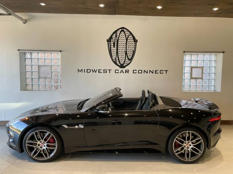 2020 Jaguar F-TYPE for sale at Midwest Car Connect in Villa Park IL
