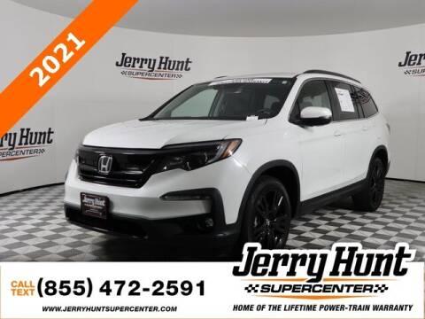 2021 Honda Pilot for sale at Jerry Hunt Supercenter in Lexington NC
