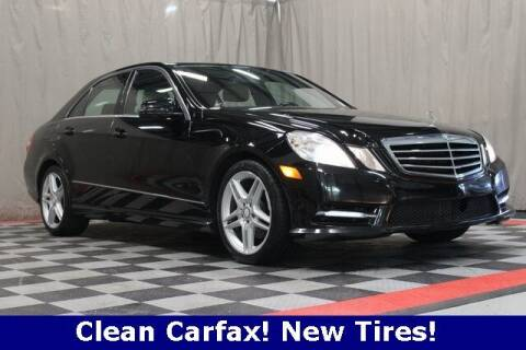 2013 Mercedes-Benz E-Class for sale at Vorderman Imports in Fort Wayne IN