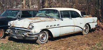 1956 Buick Super for sale at Haggle Me Classics in Hobart IN