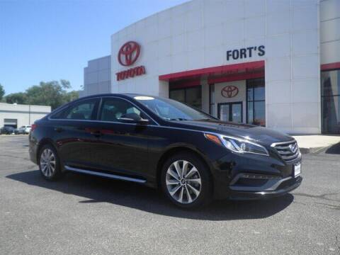 2017 Hyundai Sonata for sale at Auto Smart of Pekin in Pekin IL