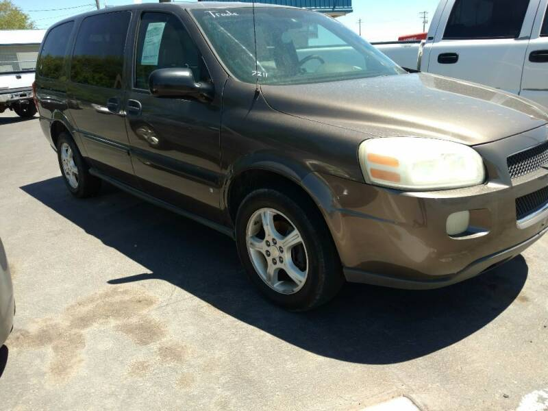 2008 Chevrolet Uplander for sale in Jerome, ID