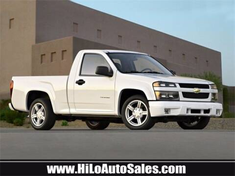 2007 Chevrolet Colorado for sale at Hi-Lo Auto Sales in Frederick MD