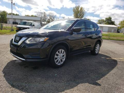 2017 Nissan Rogue for sale at Diamond Motors in Pecatonica IL