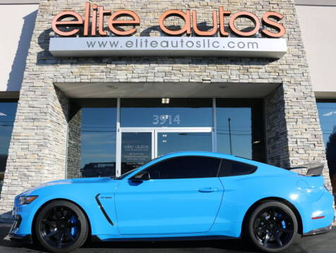 2017 Ford Mustang for sale at Elite Autos LLC in Jonesboro AR