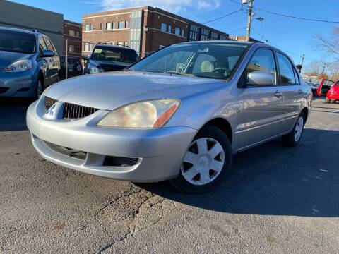 2005 Mitsubishi Lancer for sale at Samuel's Auto Sales in Indianapolis IN