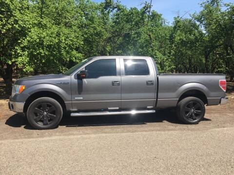 2011 Ford F-150 for sale at M AND S CAR SALES LLC in Independence OR