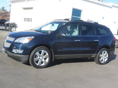 2012 Chevrolet Traverse for sale at Price Auto Sales 2 in Concord NH