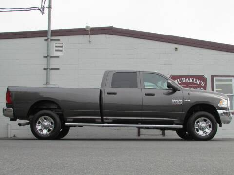 2018 RAM Ram Pickup 2500 for sale at Brubakers Auto Sales in Myerstown PA