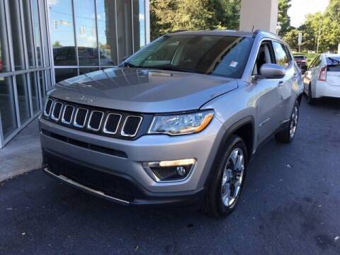 2019 Jeep Compass for sale at Summit Credit Union Auto Buying Service in Winston Salem NC
