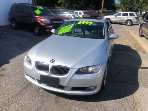 2007 BMW 3 Series for sale at Washington Auto Repair in Washington NJ