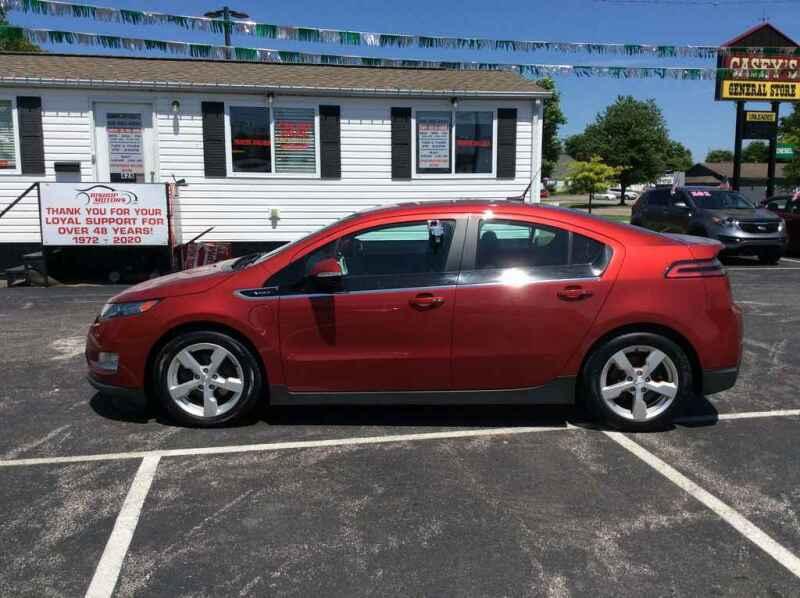 2013 Chevrolet Volt for sale in Mount Carmel, IL