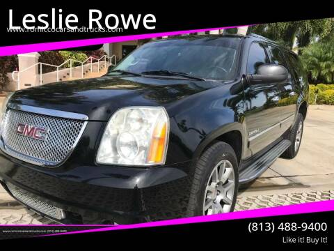 2012 GMC Yukon XL for sale at RoMicco Cars and Trucks in Tampa FL