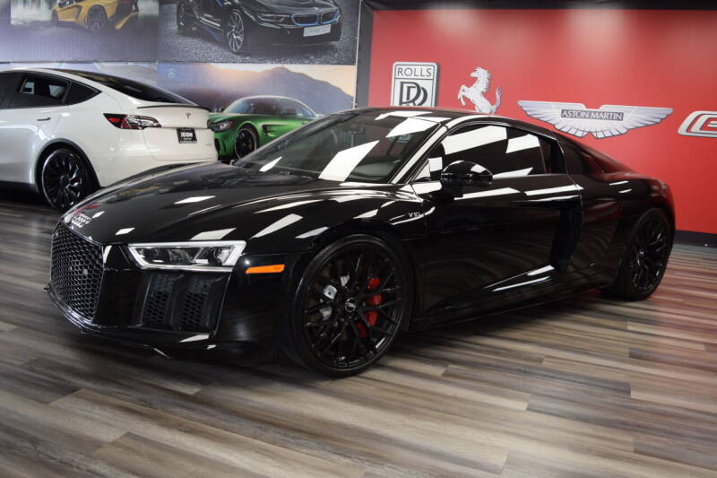 2018 Audi R8 for sale at Icon Exotics in Houston TX
