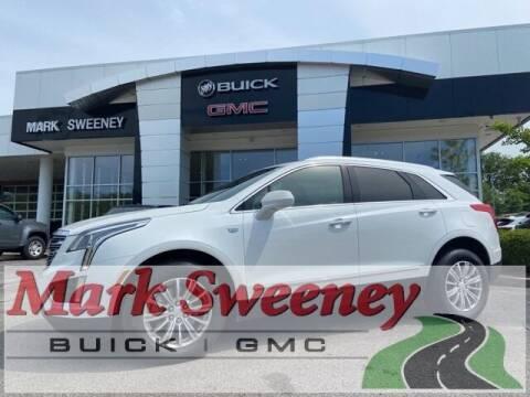 2018 Cadillac XT5 for sale at Mark Sweeney Buick GMC in Cincinnati OH