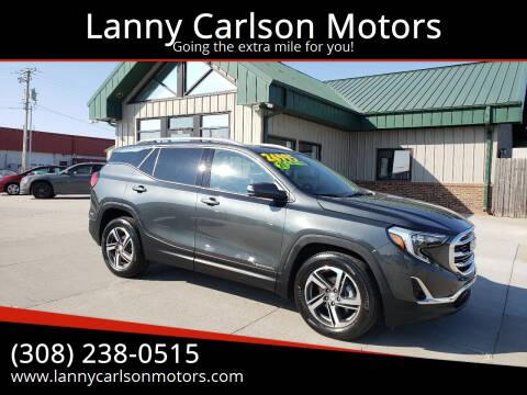 2020 GMC Terrain for sale at Lanny Carlson Motors in Kearney NE