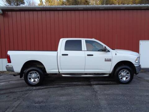 2014 RAM Ram Pickup 2500 for sale at North East Locaters Auto Sales in Indiana PA