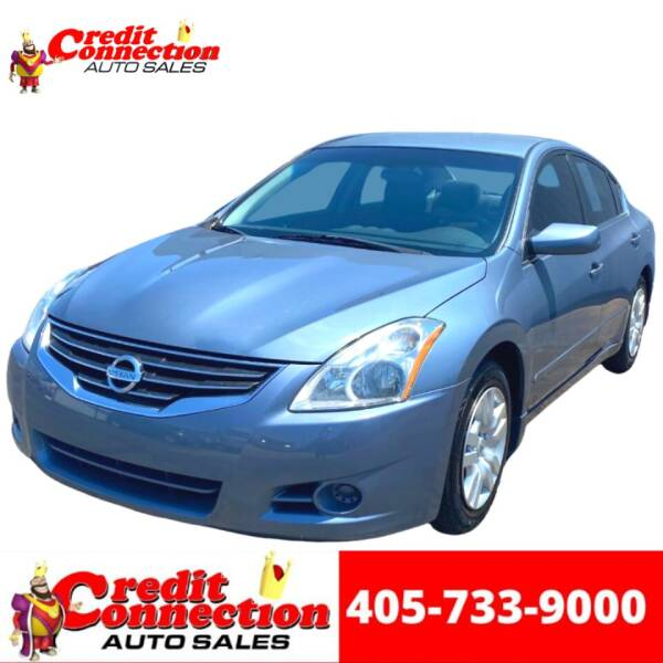 2010 Nissan Altima for sale at Credit Connection Auto Sales in Midwest City OK