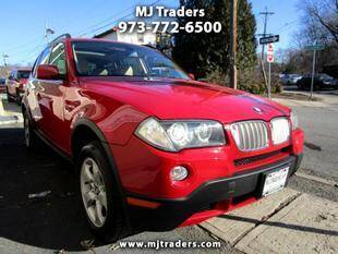 2007 BMW X3 for sale at M J Traders Ltd. in Garfield NJ
