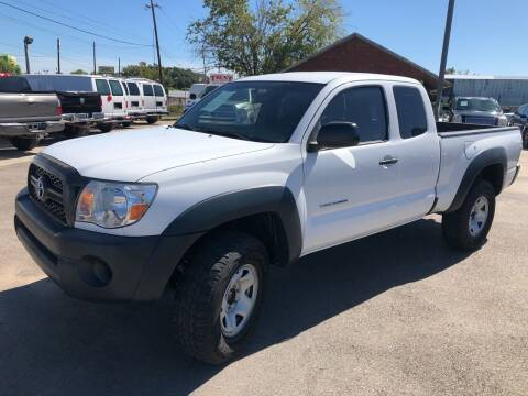 2011 Toyota Tacoma for sale at RODRIGUEZ MOTORS CO. in Houston TX