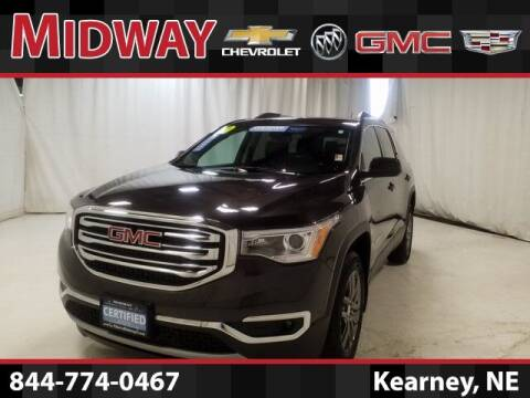 2019 GMC Acadia for sale at Midway Auto Outlet in Kearney NE